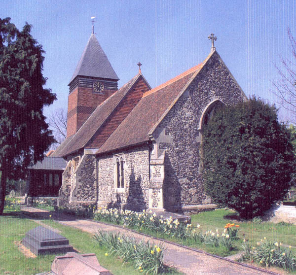 St Mary the Virgin, Bulphan