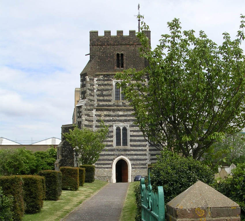 St Clement's, West Thurrock